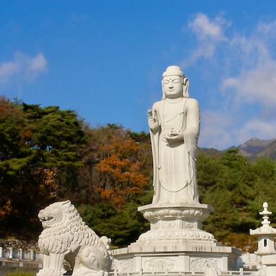 Daegu y Donghwasa Temple
