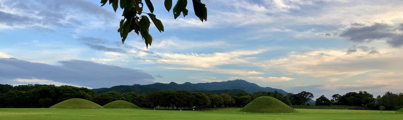 Daereungwon Tumuli Park