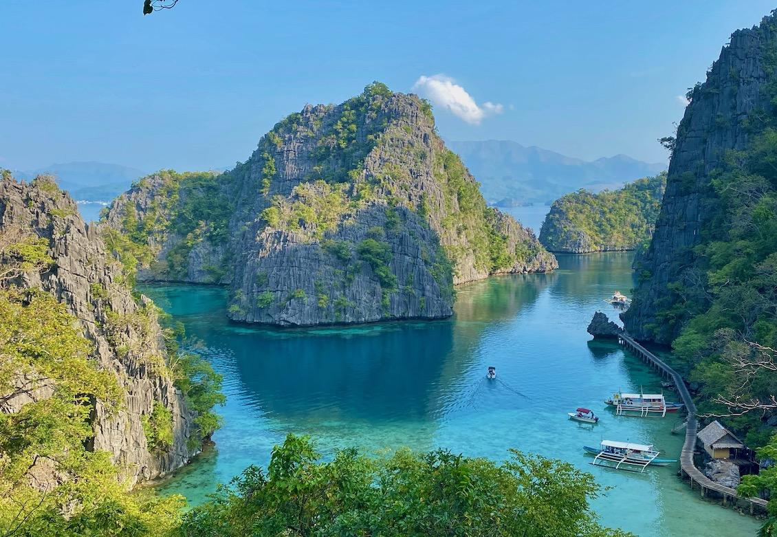 viajar a Filipinas Palawan en 10 días