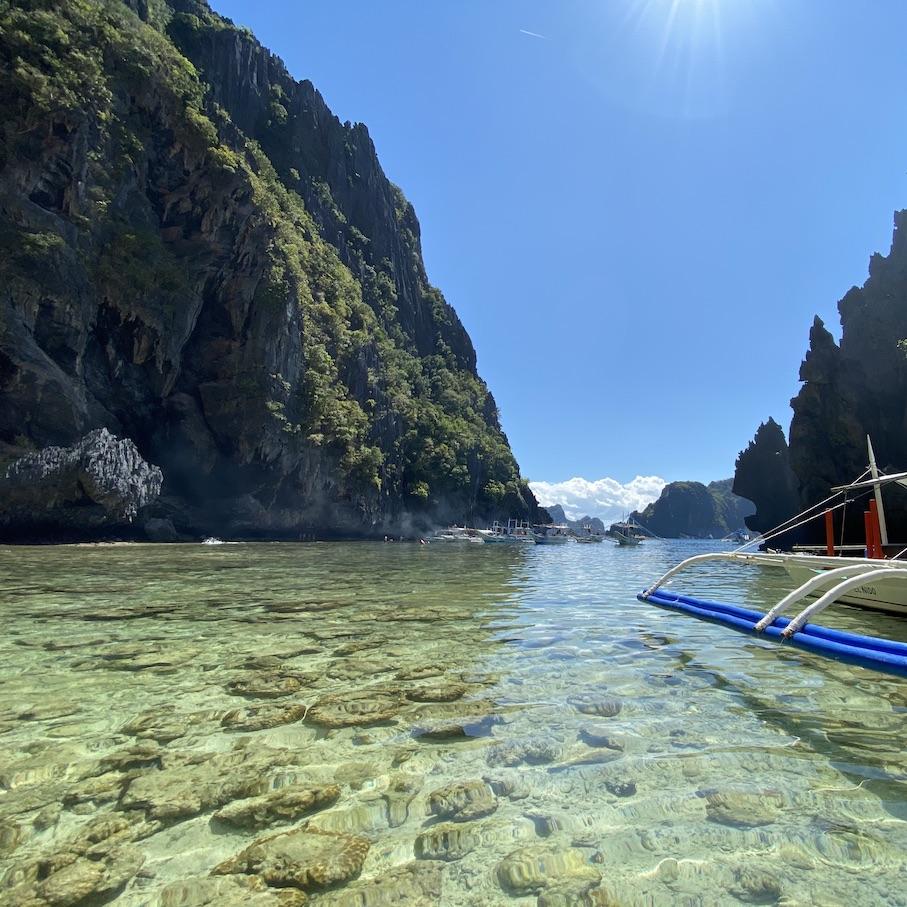 Excursión en barco por El Nido: tour C