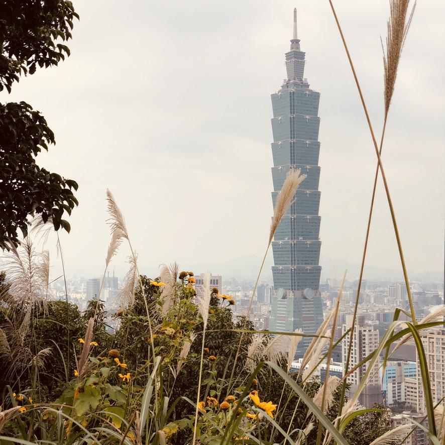 Llegada a Taipei