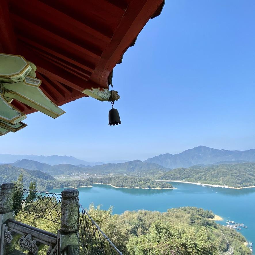 Sun Moon Lake y vuelta a Taipei