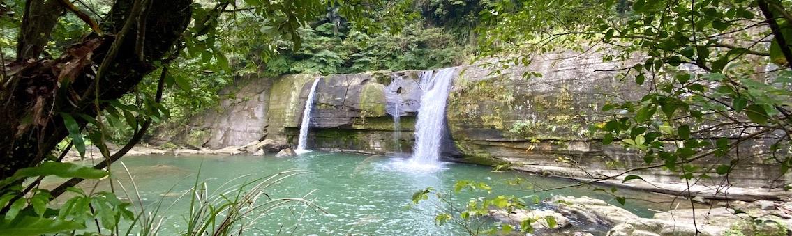 Lingjiao Waterfalls