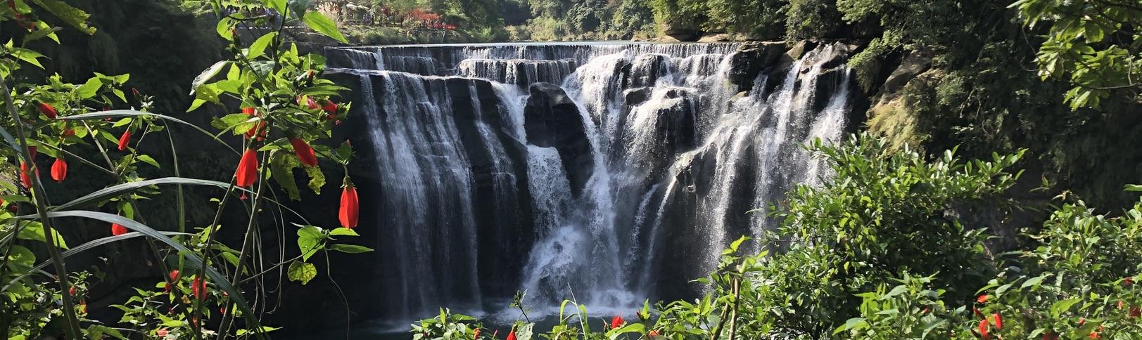 Shifen Waterfalls