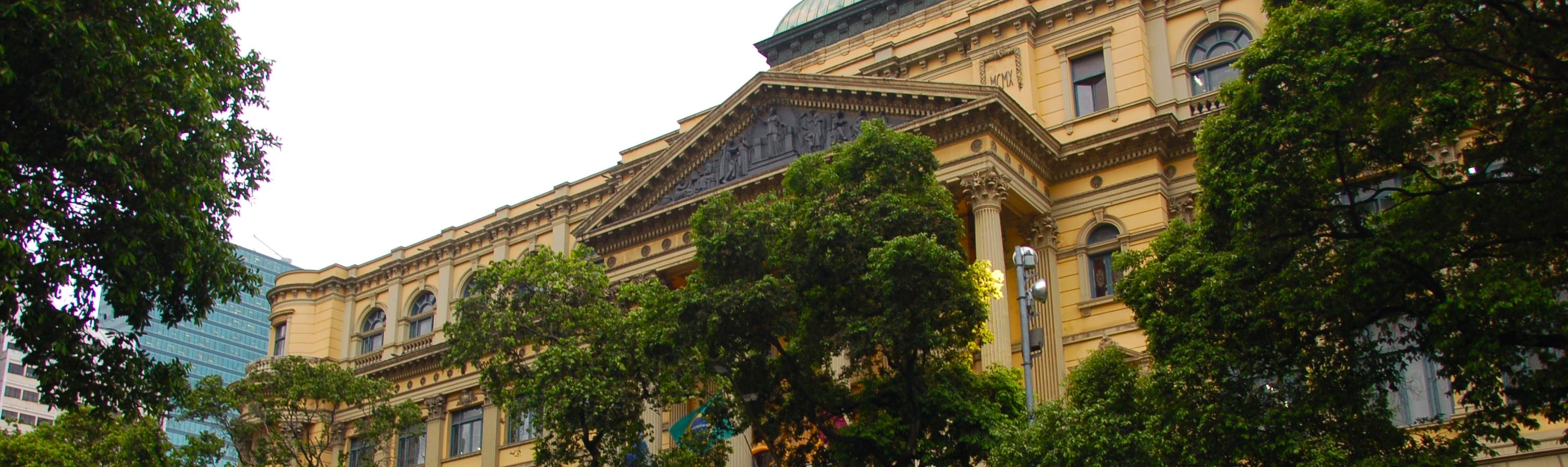 Biblioteca Nacional, Rio de Janeiro