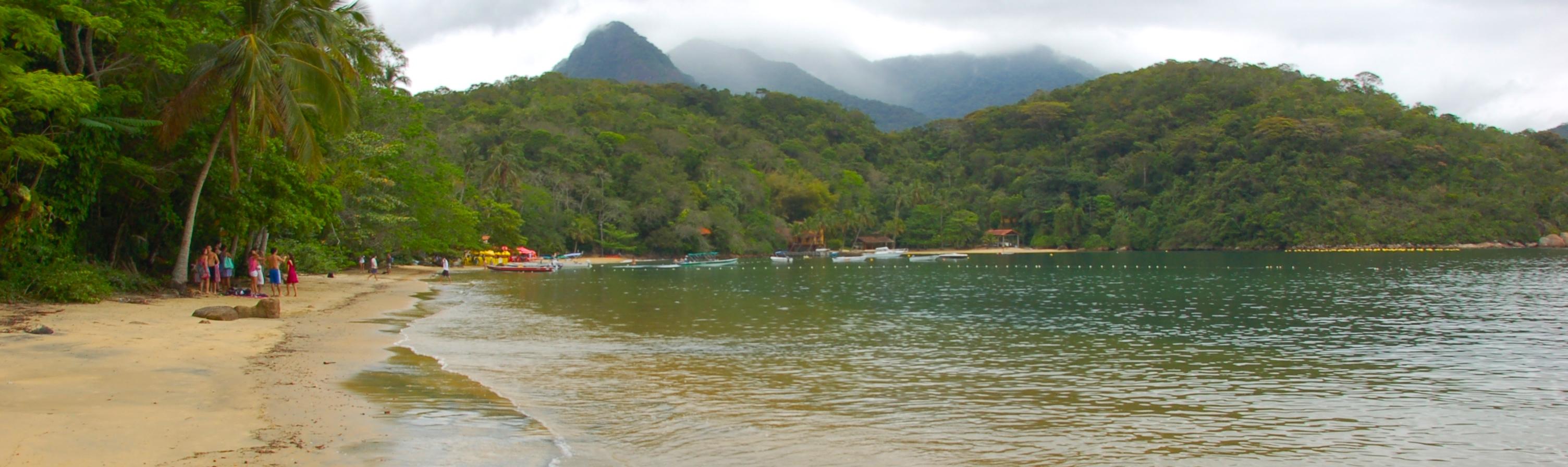 Praia do Abraãozinho, Ilha Grande