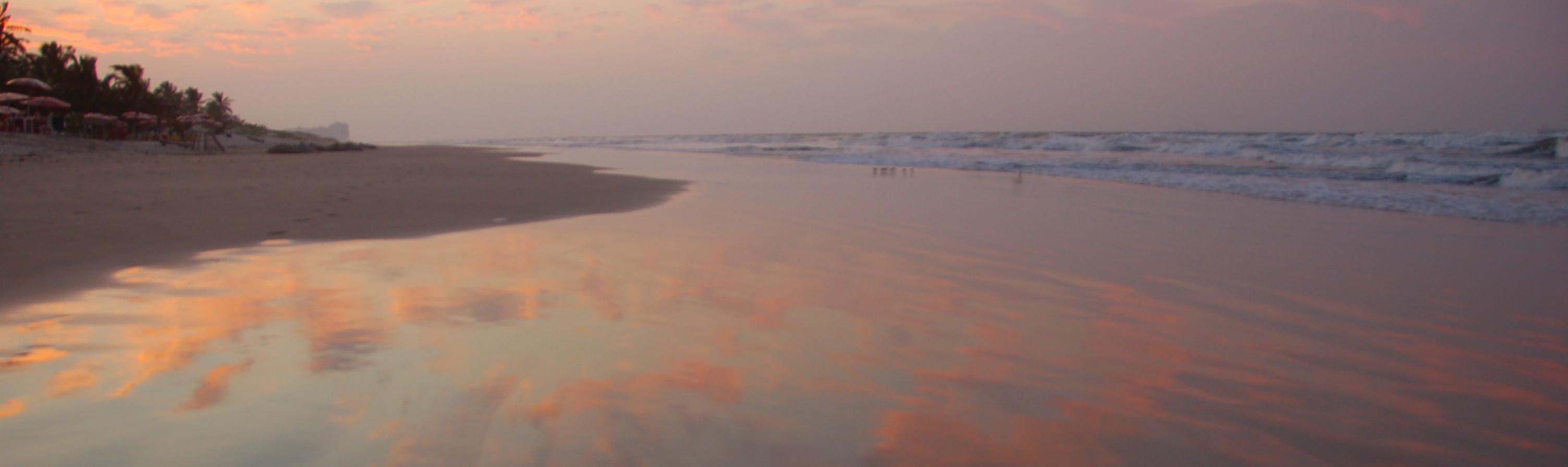 Praia de Calhau, Sao LuiPraia de Calhaus