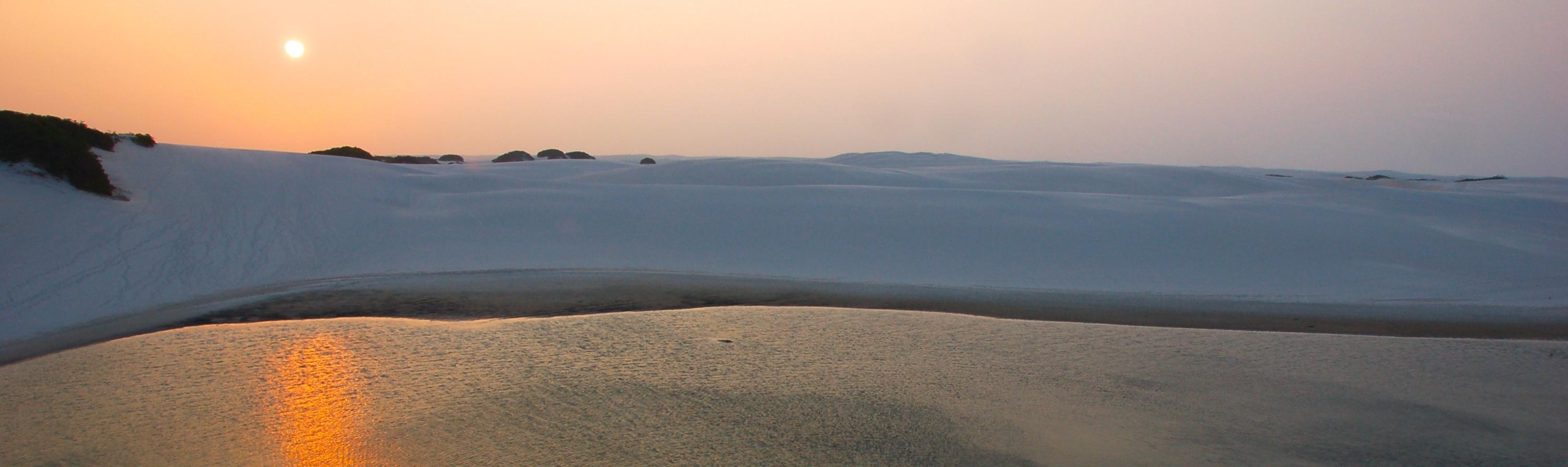 Barrerinhas, Grandes Lençois, Brasil