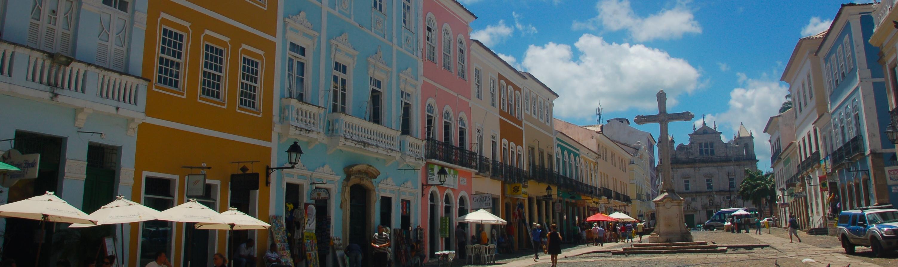 Largo Cruzeiro do São Francisco, Salvador de Bahía