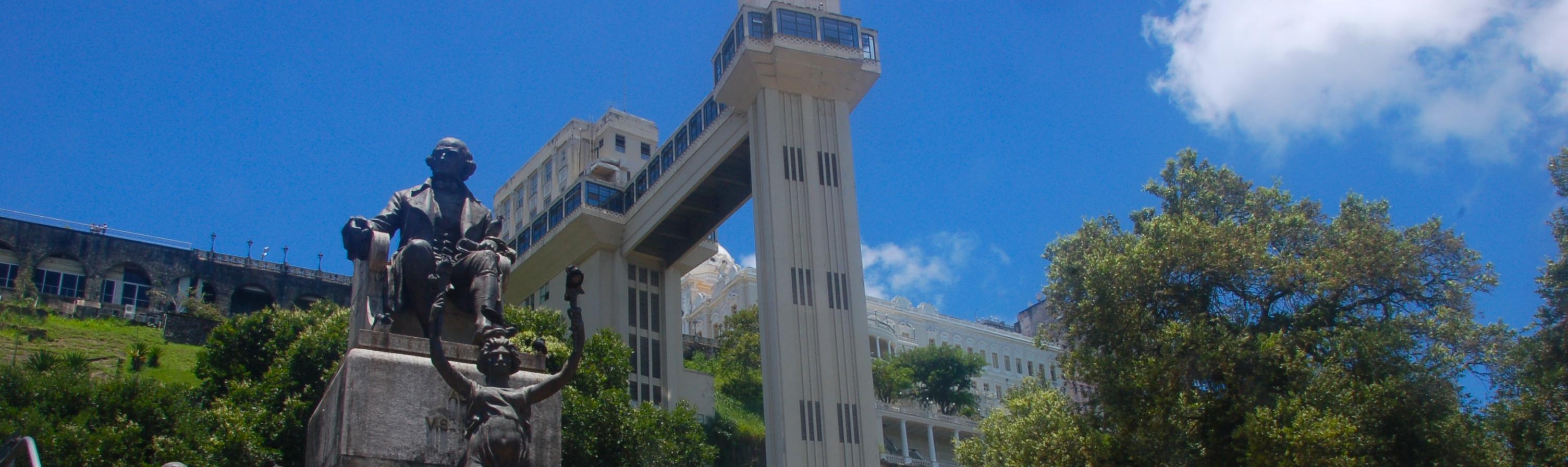 Plaza del Elevador Lacerda, Salvador de Bahía