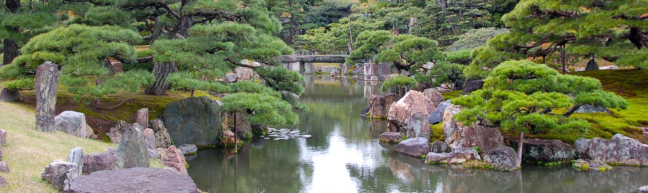 Castillo de Nijo, Kioto, Japón