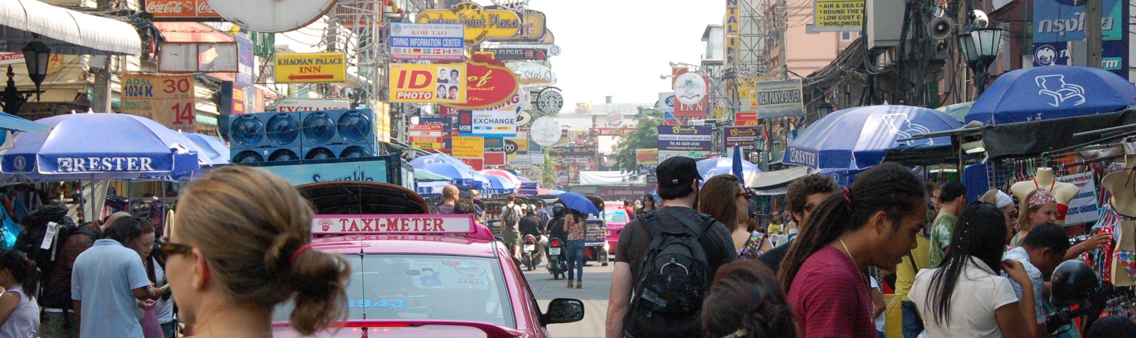 Tailandia_Bangkok_Khaosan Road