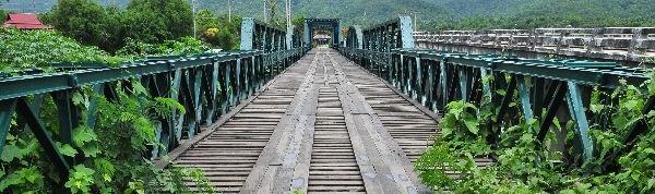 Memorial bridge tailandia