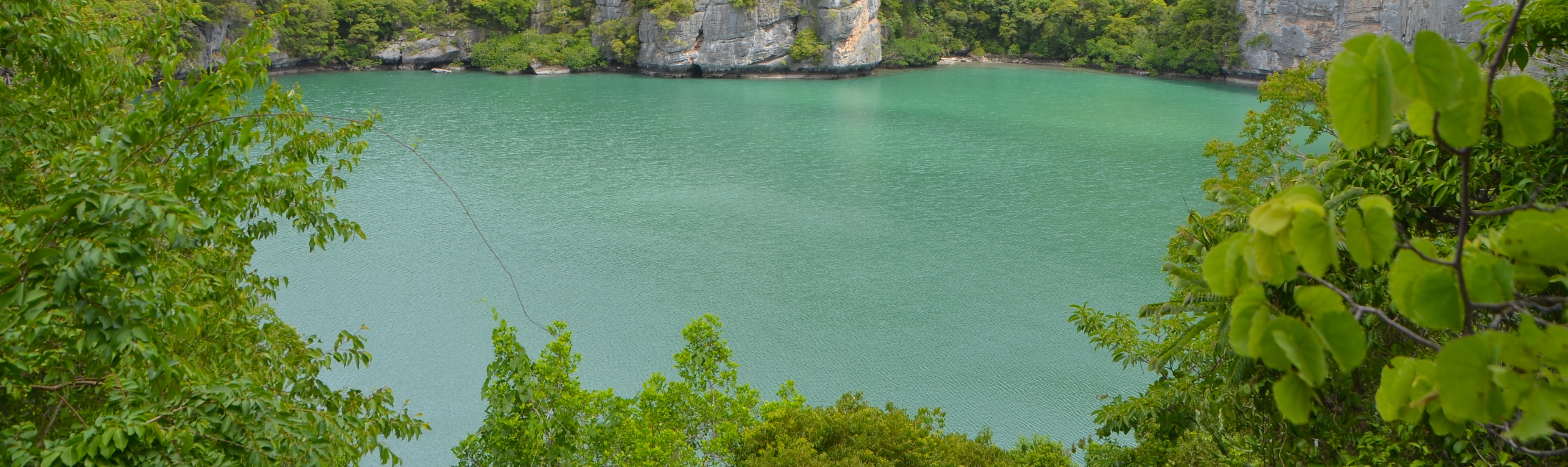 Tailandia_Angton National Park_Green Lagoon