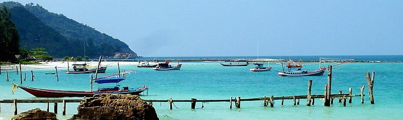 Bahía de Chaloklum