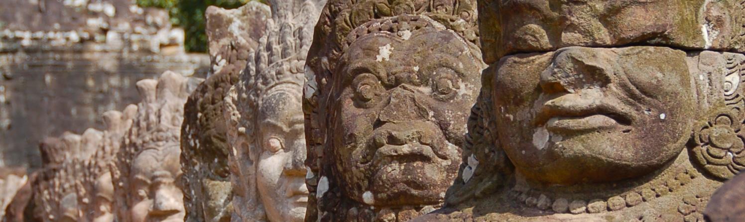 Camboya_Angkor Wat_Angkor Thom