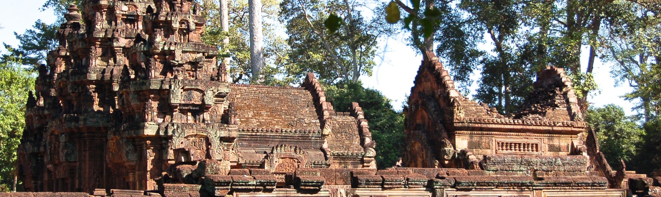 Camboya_Angkor Wat Grand Tour Banteay Srey