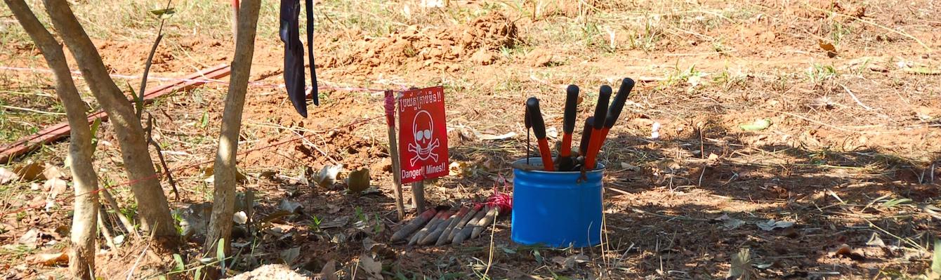 Camboya_Angkor_Museo de las minas antipersona