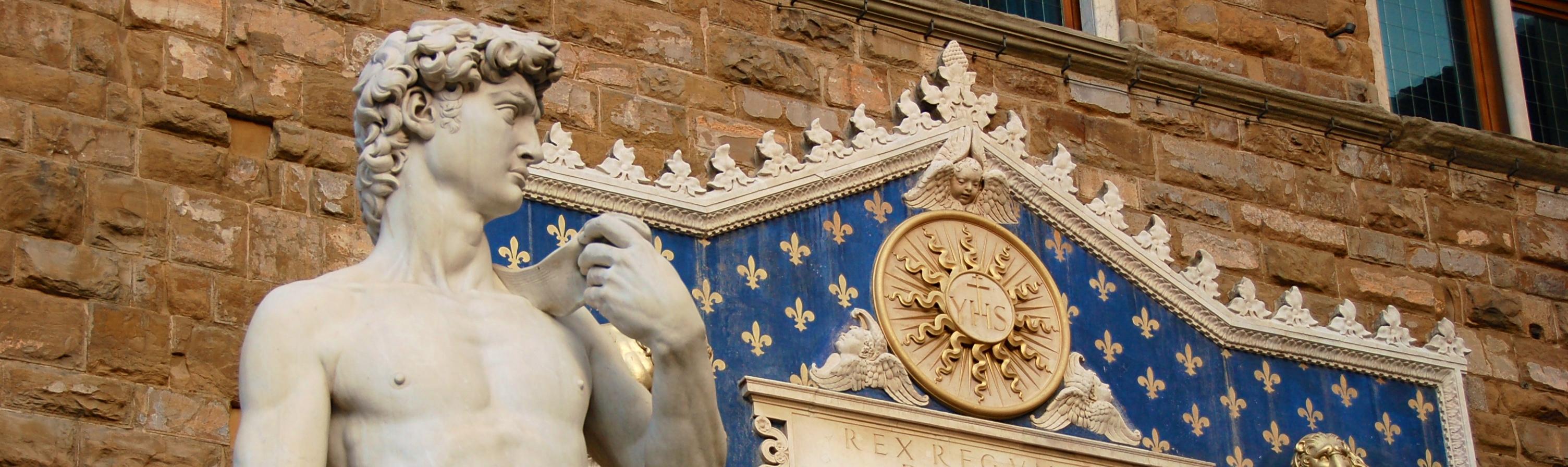David de Miguel Angel, Florencia