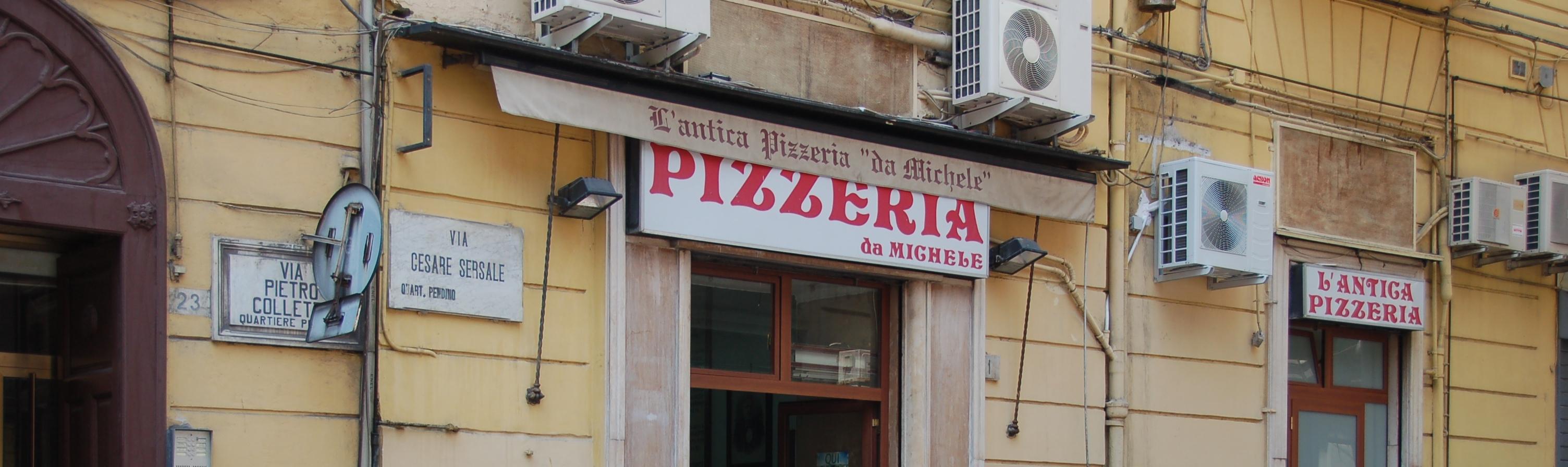 Da Michele, Nápoles