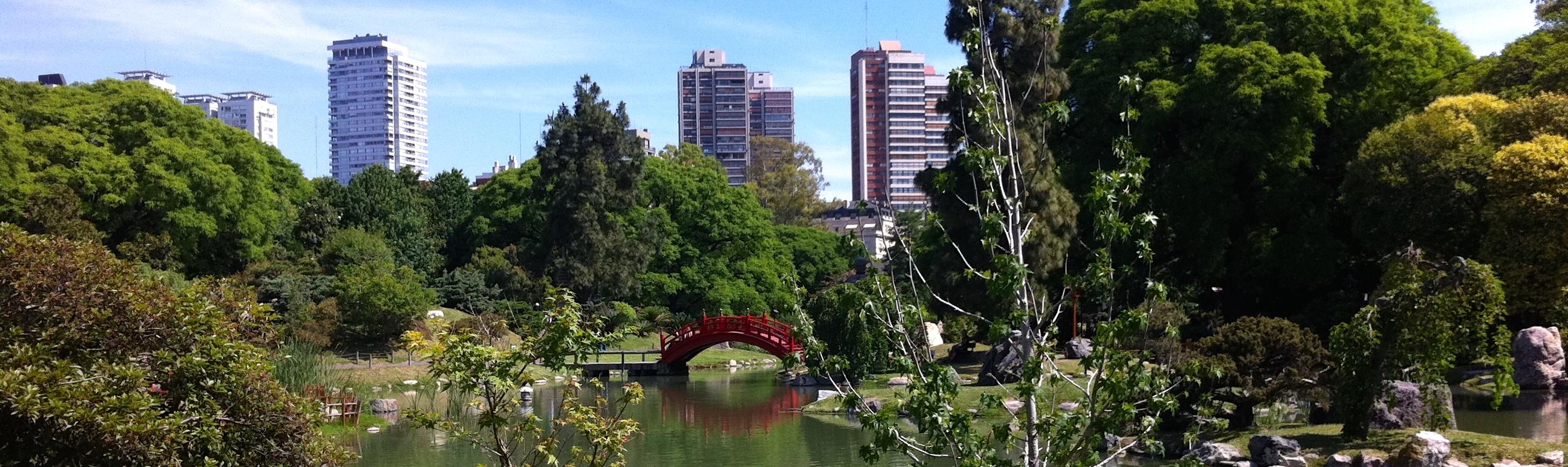 Jardin Japones, Buenos Aires