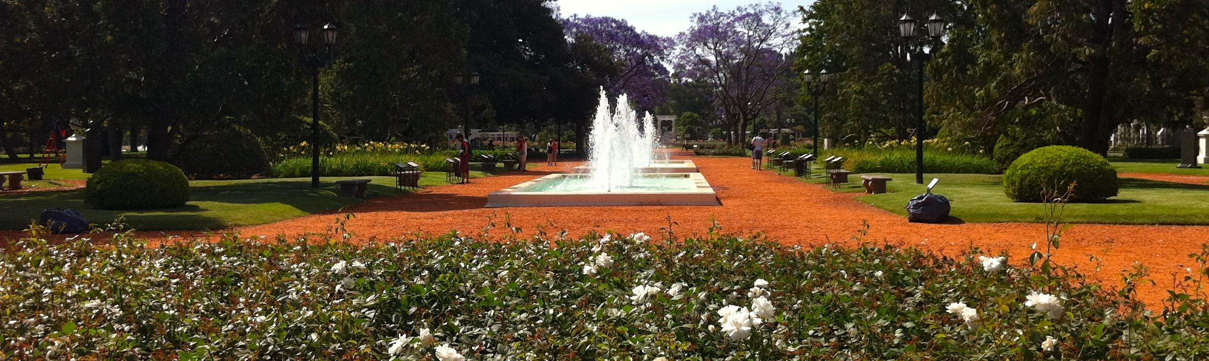La Rosaleda, Buenos Aires