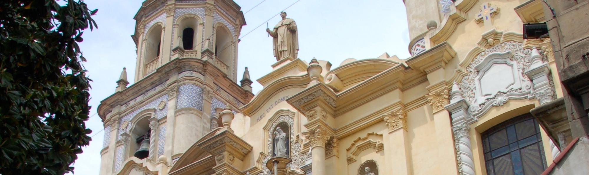 Iglesia de San Ignacio, buenos Aires