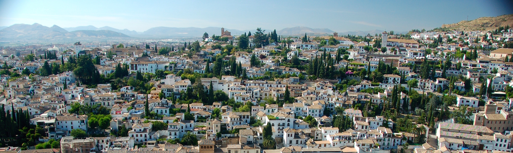 Alabicín, Granada