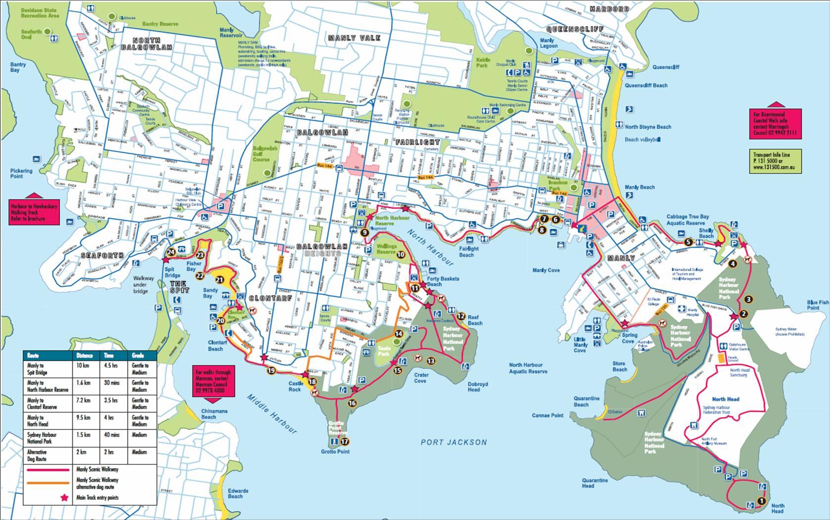 Manly beach map JPG