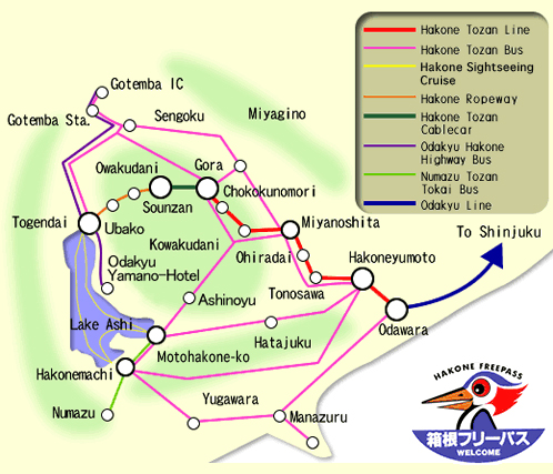 Hakone mapa JPG
