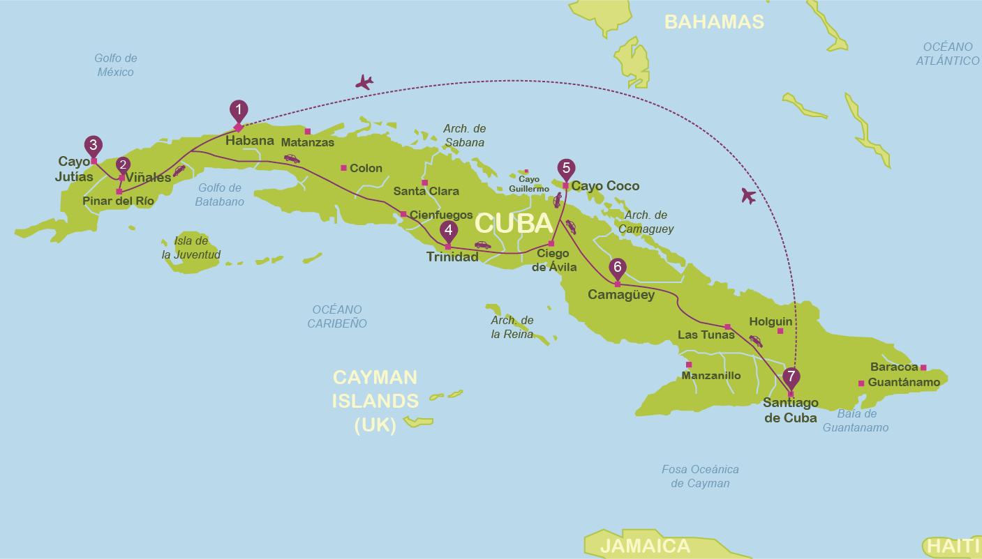 Día 2: El Malecón, Vedado y La Habana Vieja