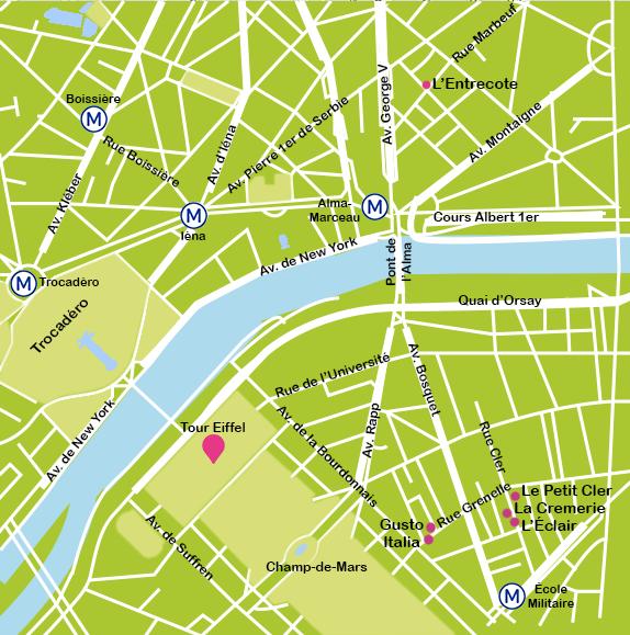 mapa paris torre eiffel Paris travel map | Paris plane mapa paris torre eiffel
