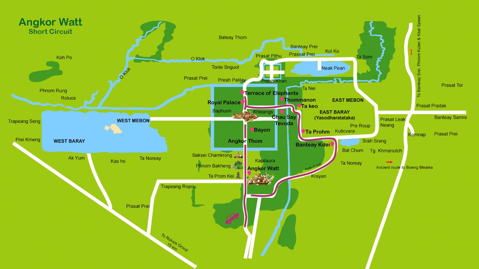 Mapa_Tailandia_17. Angkor Watt short circuit